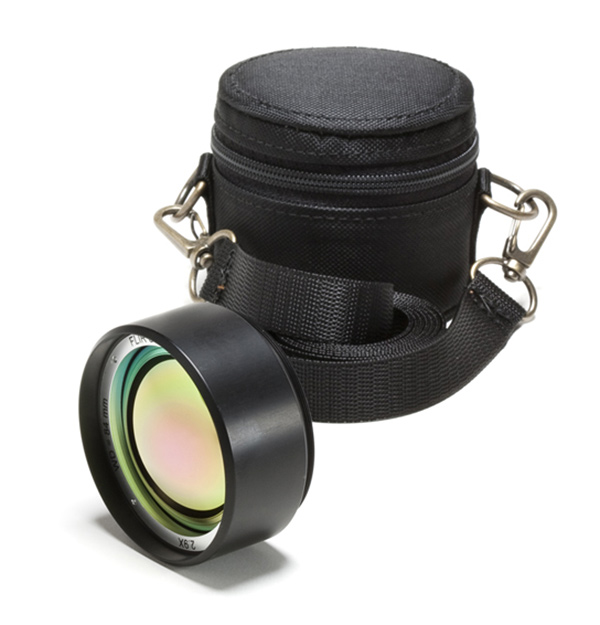 Close-up IR lens, 2.9x (50 µm) with case (T198059)
